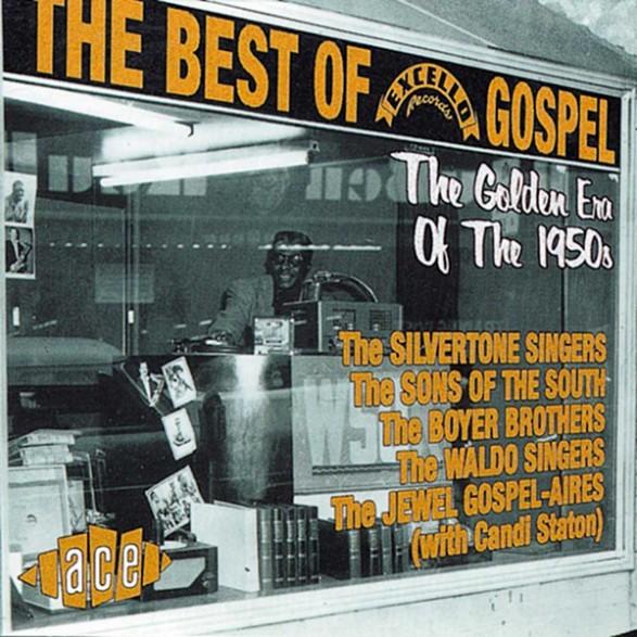 BEST OF EXCELLO GOSPEL - GOLDEN ERA OF THE 1950's CD