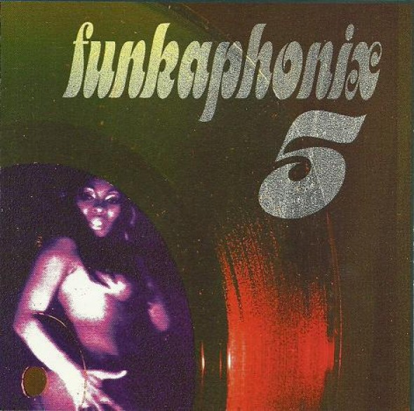 FUNKAPHONIX VOLUME 5 CD