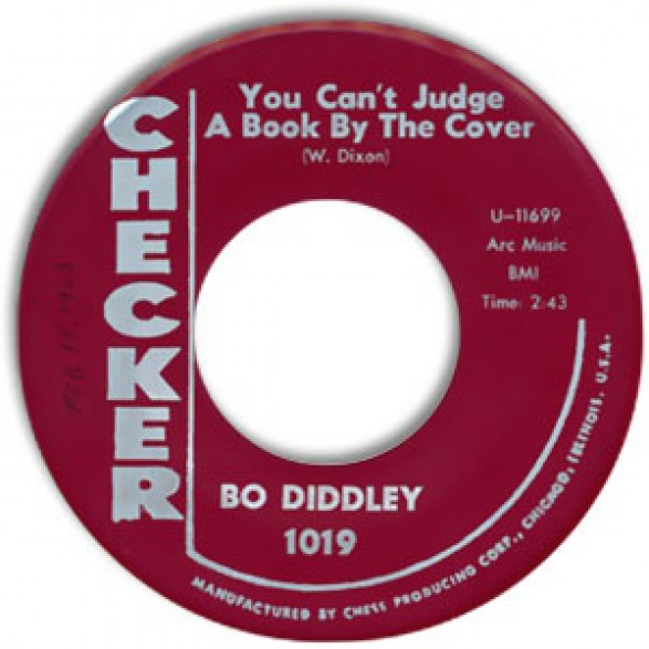 "BO DIDDLEY ""YOU CAN'T JUDGE/ I CAN TELL"" 7"""