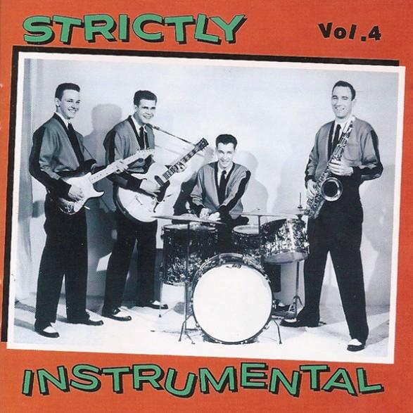 STRICTLY INSTRUMENTAL VOL 4 CD