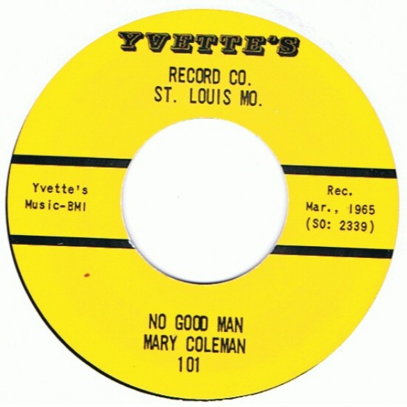 "MARY COLEMAN ""I'LL MAKE HIM MINE"" 7"""