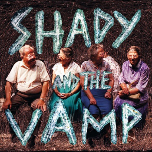 """SHADY & THE VAMP / LES CHEVAUX SAUVAGES 7"""""""