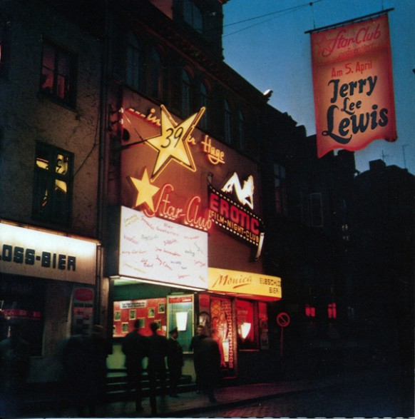 """JERRY LEE LEWIS """"LIVE AT THE STARCLUB"""" cd"""
