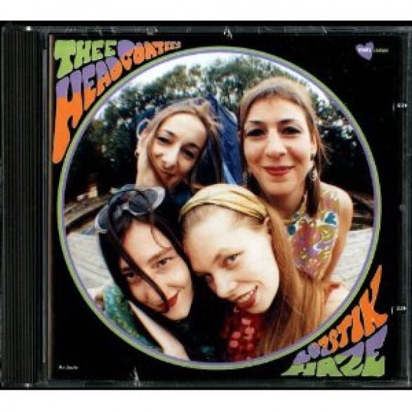 "HEADCOATEES ""Bostik Haze"" CD"