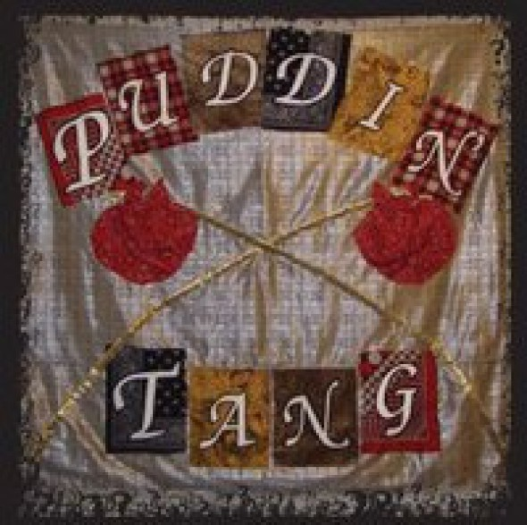 """PUDDIN TANG """"WHAT'S OUR NAME"""" LP"""