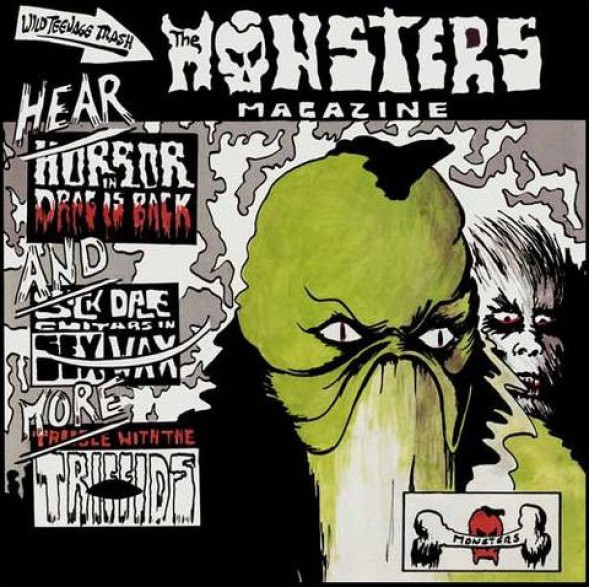 "MONSTERS ""The Hunch"" LP+CD"