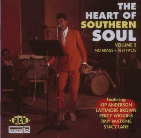HEART OF SOUTHERN SOUL VOL 2 CD