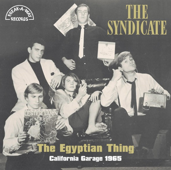 SYNDICATE The Egyptian Thing: California Garage 1965 LP