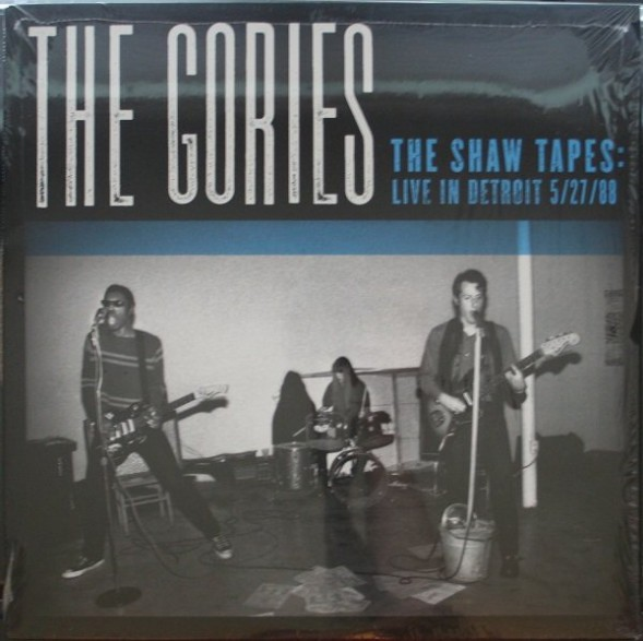 "GORIES ""SHAW TAPES: LIVE IN DETROIT 5/27/88"" LP"