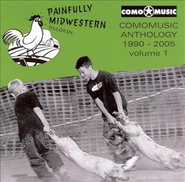 COMOMUSIC ANTHOLOGY 1990-2005 VOL.1 CD