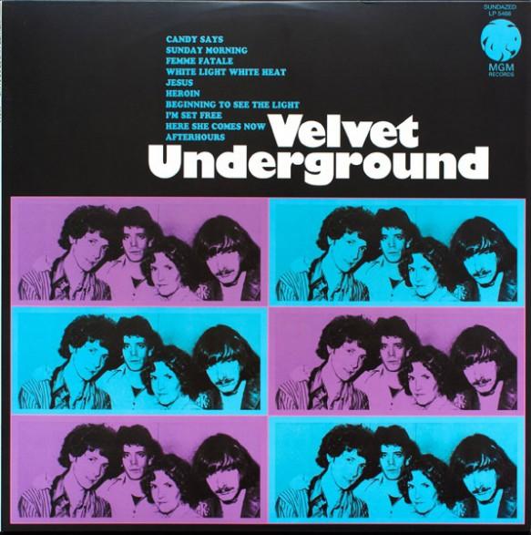"""VELVET UNDERGROUND """"Velvet Underground"""" LP"""