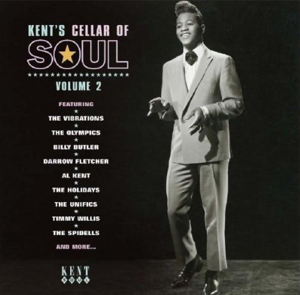 KENT'S CELLAR OF SOUL VOLUME 2 CD