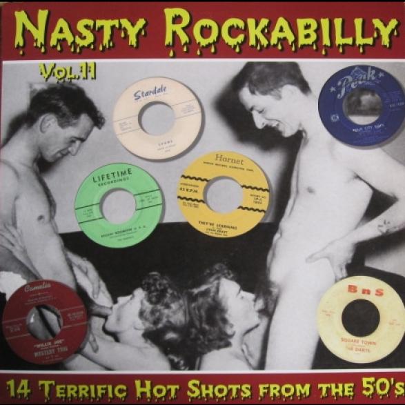 NASTY ROCKABILLY Volume 11 LP