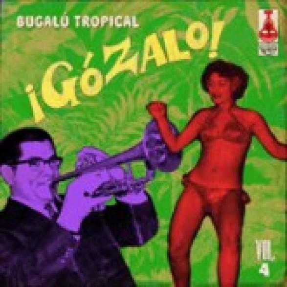 GOZALO! VOLUME 4 CD