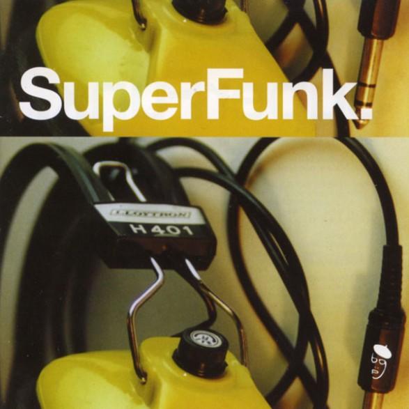 SUPER FUNK CD