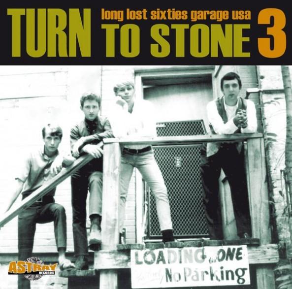TURN TO STONE VOLUME 3 LP