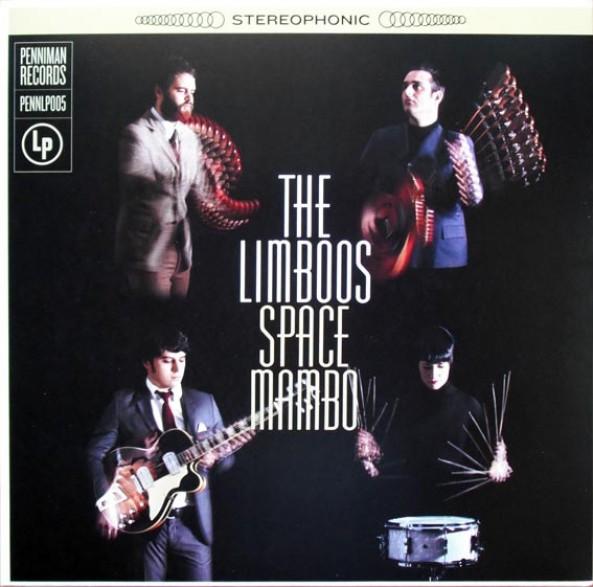 "LIMBOOS ""SPACE MAMBO"" LP"