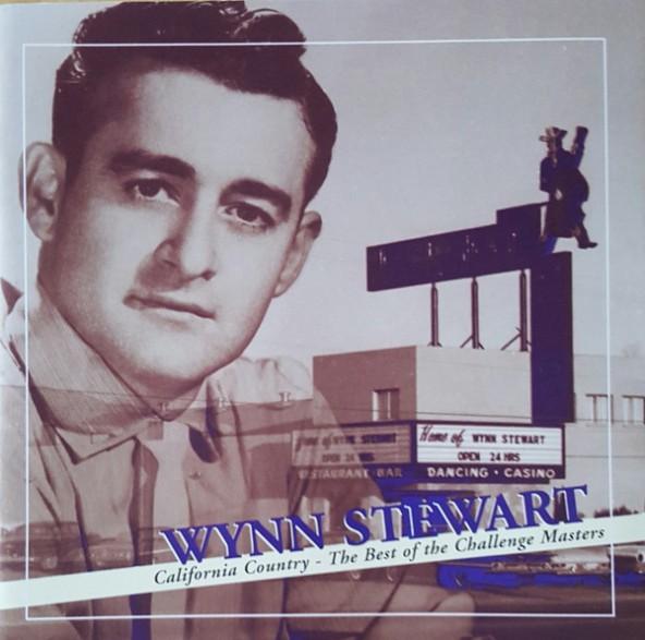 """WYNN STEWART """"CALIFORNIA COUNTRY"""" CD"""
