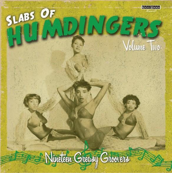 SLABS OF HUMDINGERS VOLUME 2 LP