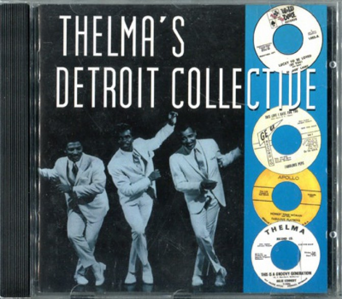 THELMA'S DETROIT COLLECTIVE CD