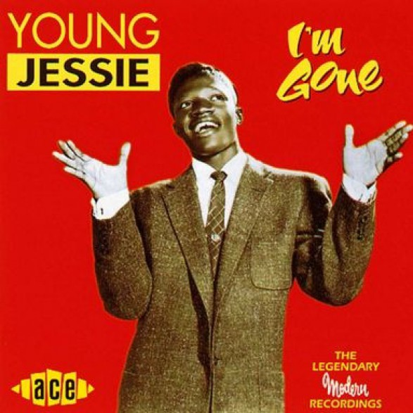 "YOUNG JESSIE ""I'M GONE"" CD"
