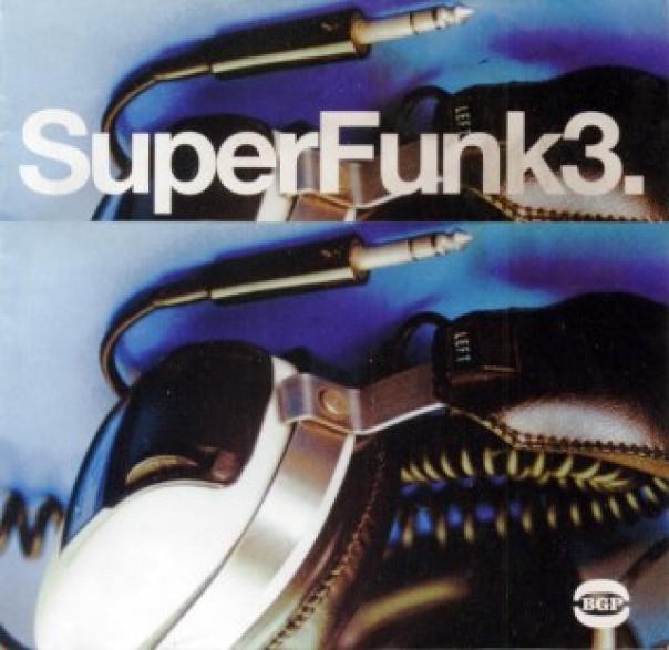 SUPER FUNK VOL 3 CD