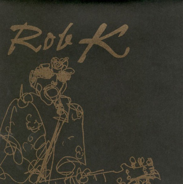 "ROB K ""DIRTY 12/ BAD GITA"" 7"""