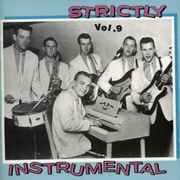 STRICTLY INSTRUMENTAL VOL 9 CD