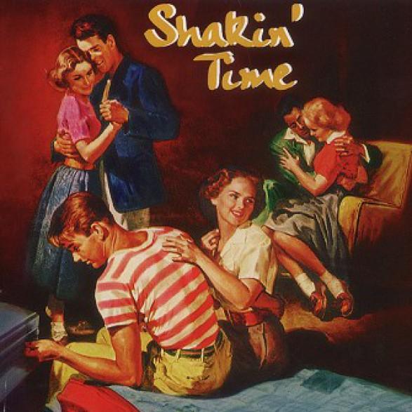 SHAKIN' TIME cd (Buffalo Bop)