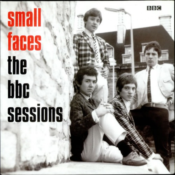 """SMALL FACES """"The BBC Sessions"""" LP"""