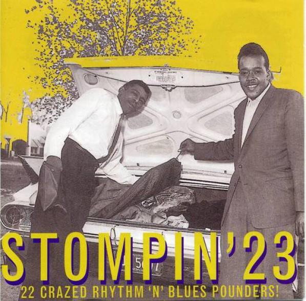 STOMPIN Volume 23 CD