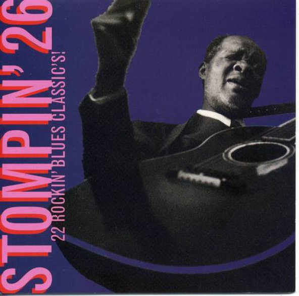 STOMPIN Volume 26 CD
