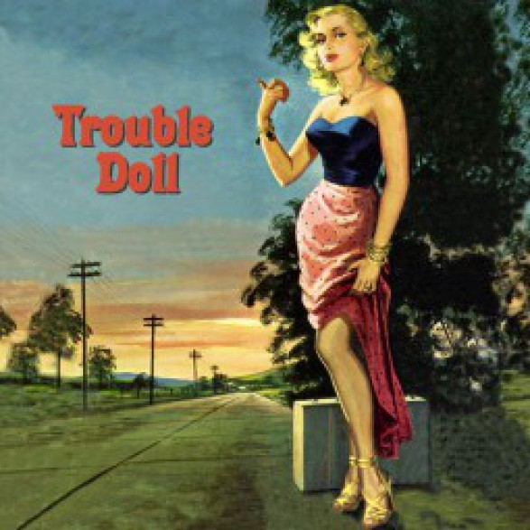 TROUBLE DOLL cd (Buffalo Bop)