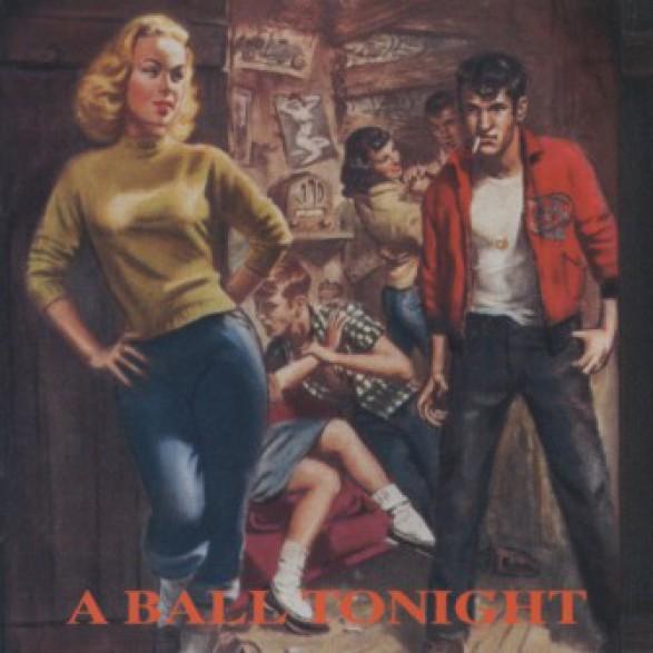 A BALL TONIGHT cd (Buffalo Bop)
