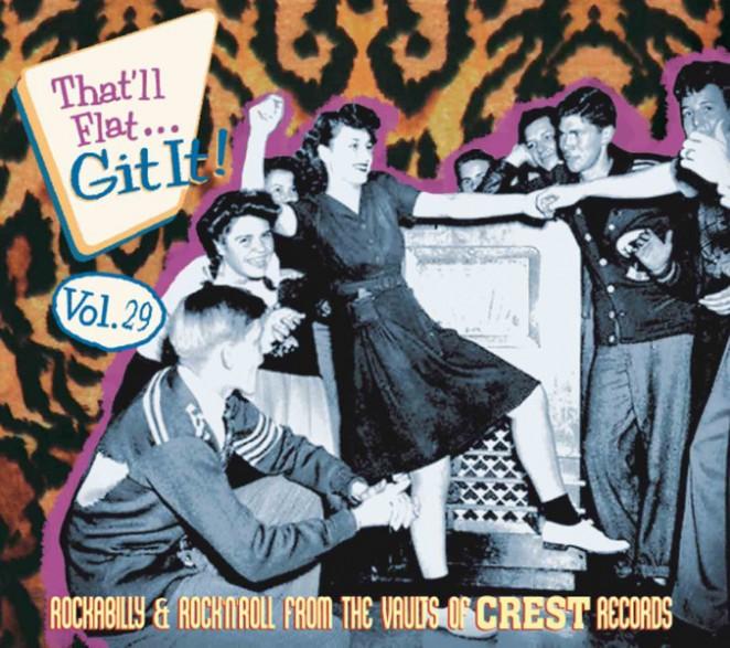 THAT'll FLAT GIT IT VOL 29 CD