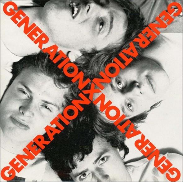 "GENERATION X ""Your Generation: Demo Version"" 7"""