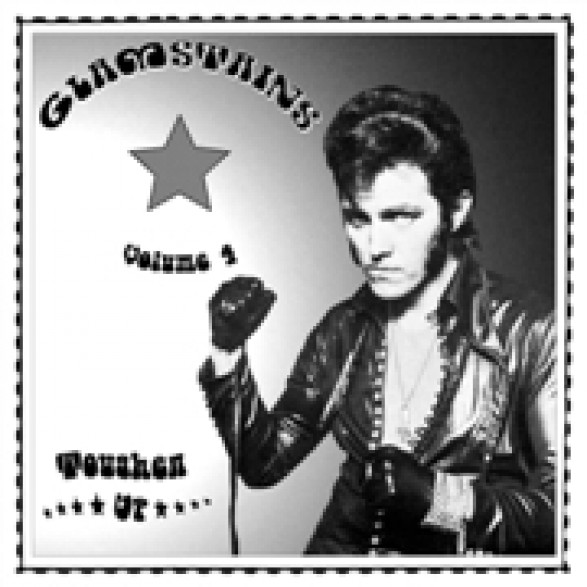 GLAMSTAINS Volume 4: Toughen Up LP