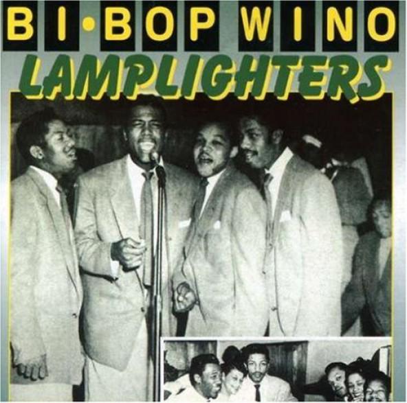 """LAMPLIGHTERS """"BI BOP WINO"""" CD"""