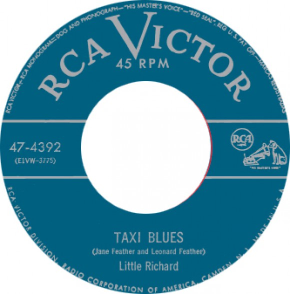"""LITTLE RICHARD """"TAXI BLUES / EVERY HOUR"""" 7"""""""