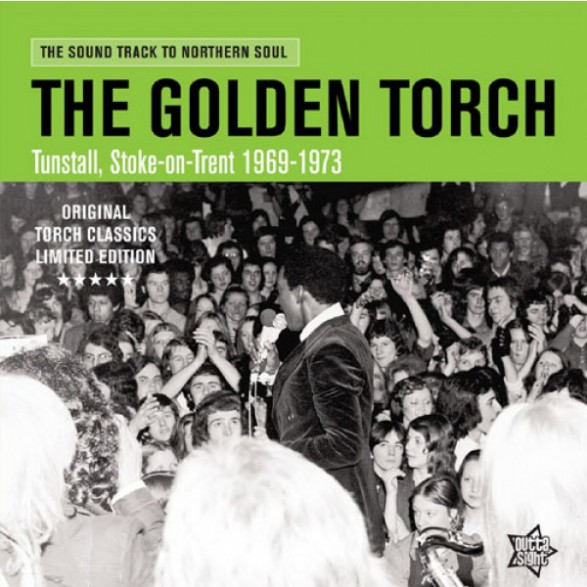 THE GOLDEN TORCH / Tunstall, Stroke-On-Trent 1969-73 LP
