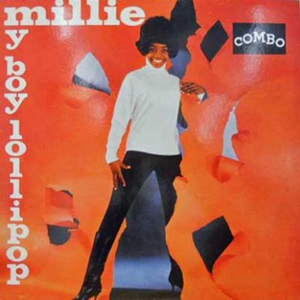 """MILLIE """"My Boy Lollipo"""" LP"""