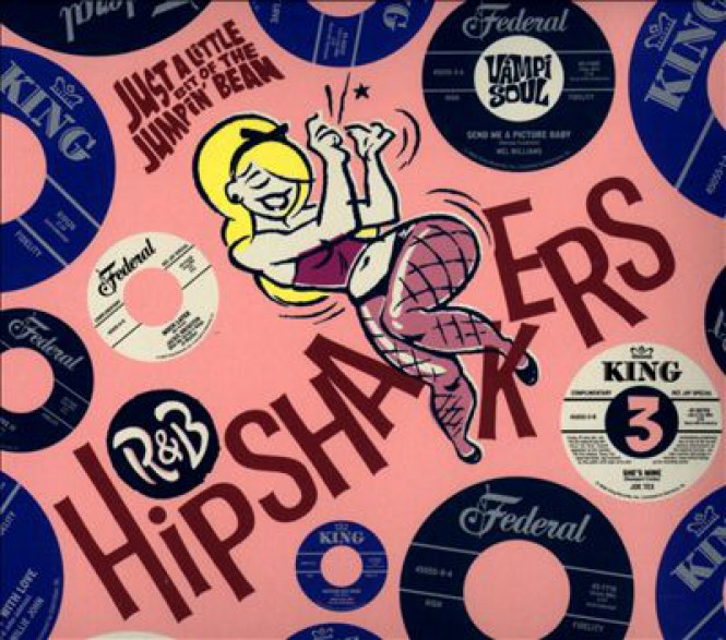 R&B HIPSHAKERS VOLUME 3: Just A Little Bit Of The Jumpin' Bean DoLP