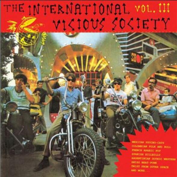 INTERNATIONAL VICIOUS SOCIETY VOL. 3 LP