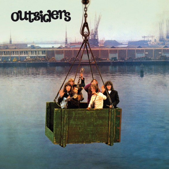 "OUTSIDERS ""OUTSIDERS"" DOUBLE LP"