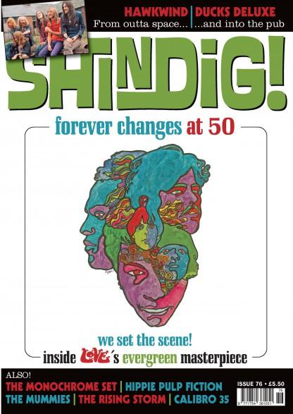SHINDIG! No. 76