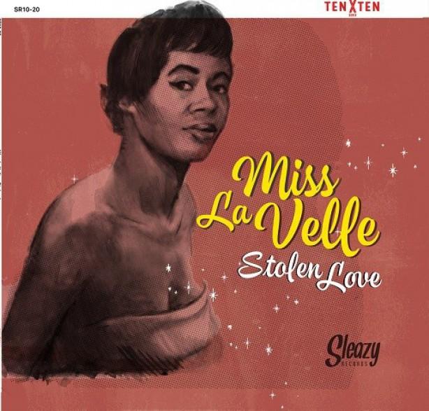 "MISS LA VELLE ""Stolen Love"" 10"""
