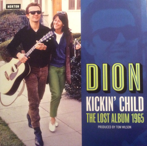 "DION ""Kickin' Child: The Lost Album 1965"" LP"