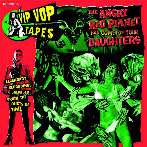 VIP VOP TAPES Volume 2 LP