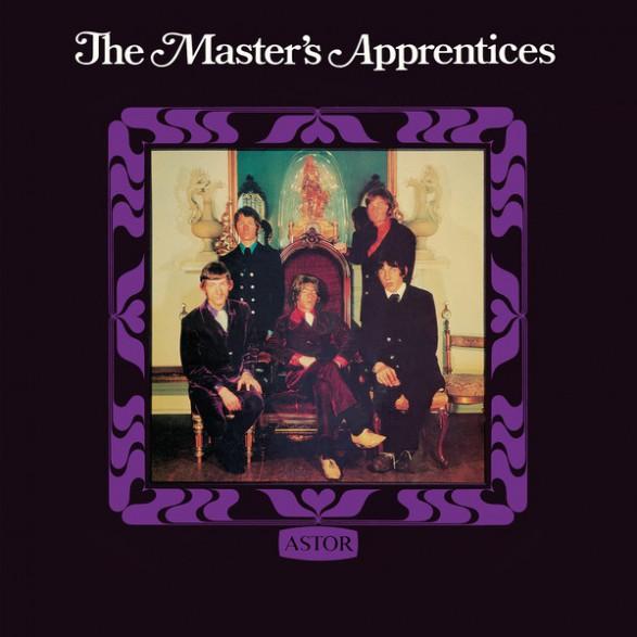 "MASTER'S APPRENTICES ""S/T"" LP"