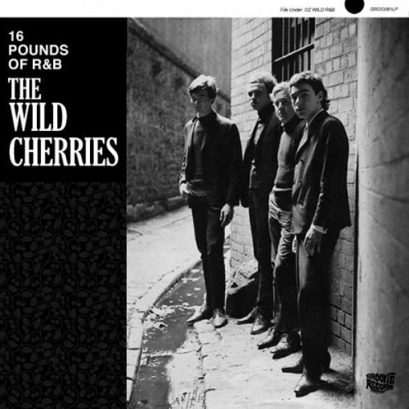 "WILD CHERRIES ""16 Pounds Of R&B"" LP"